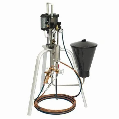 Pneumatic Spray Packages